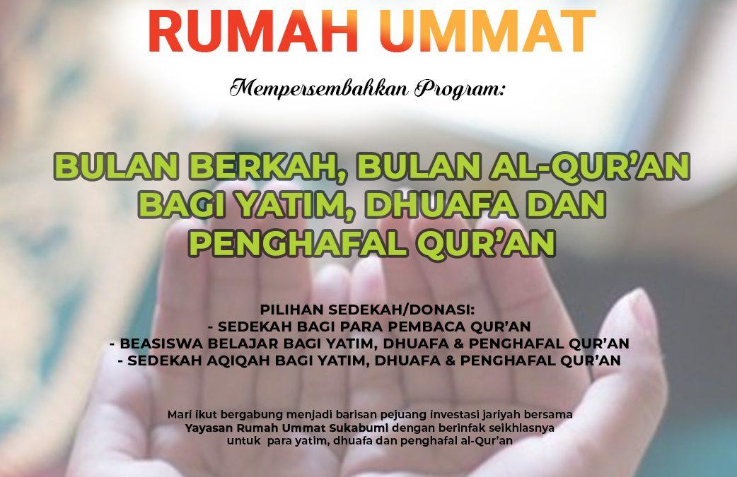 LAUNCHING RUMAH UMMAT